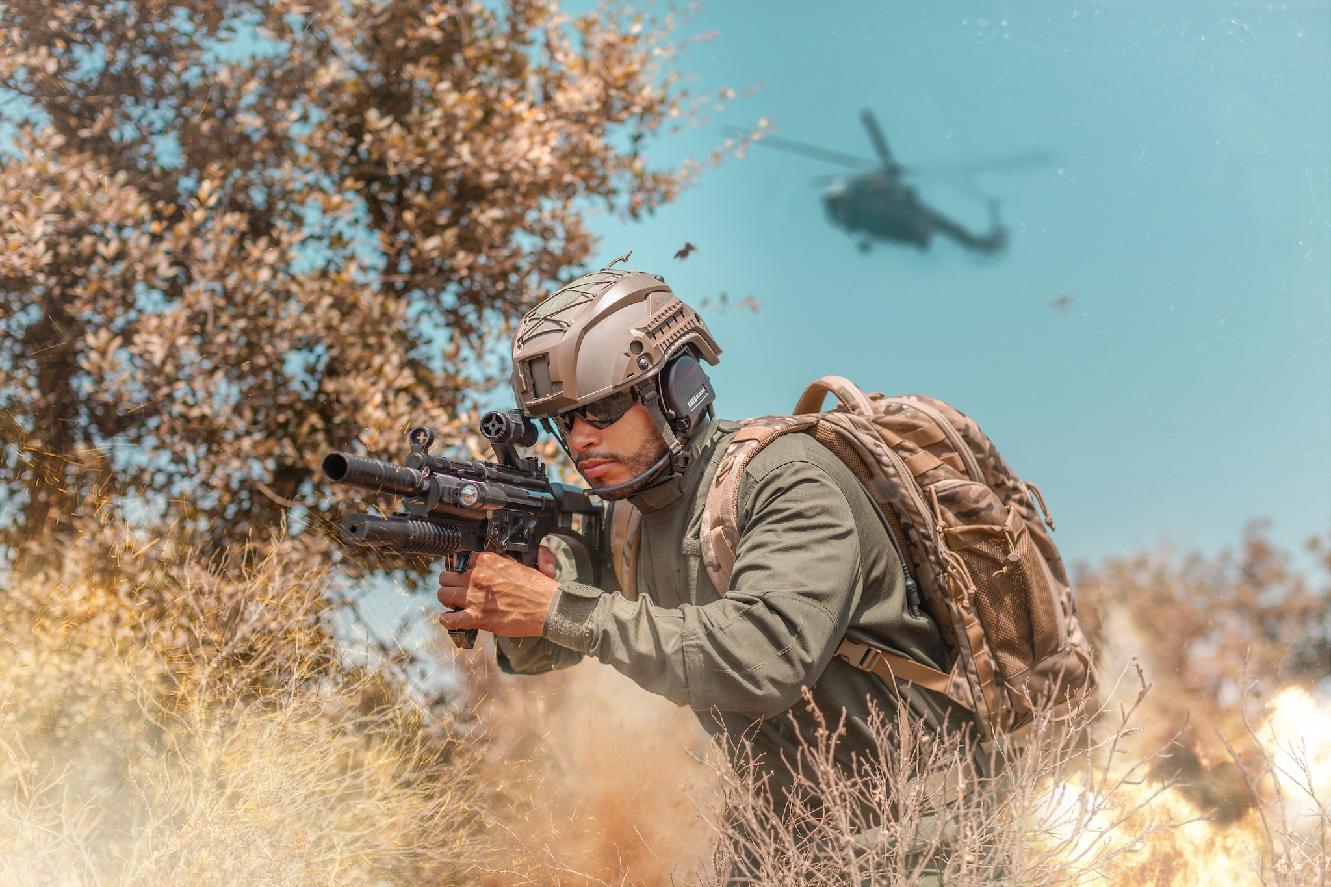 Commando 75
